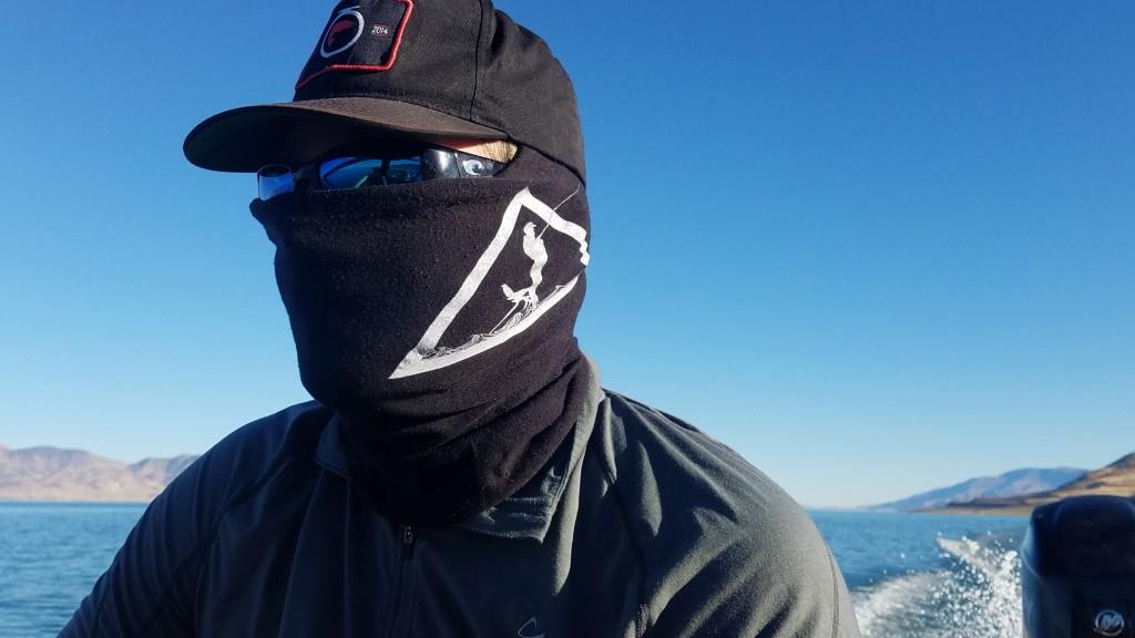 Guide Nick Jackson, Pyramid Lake Guides
