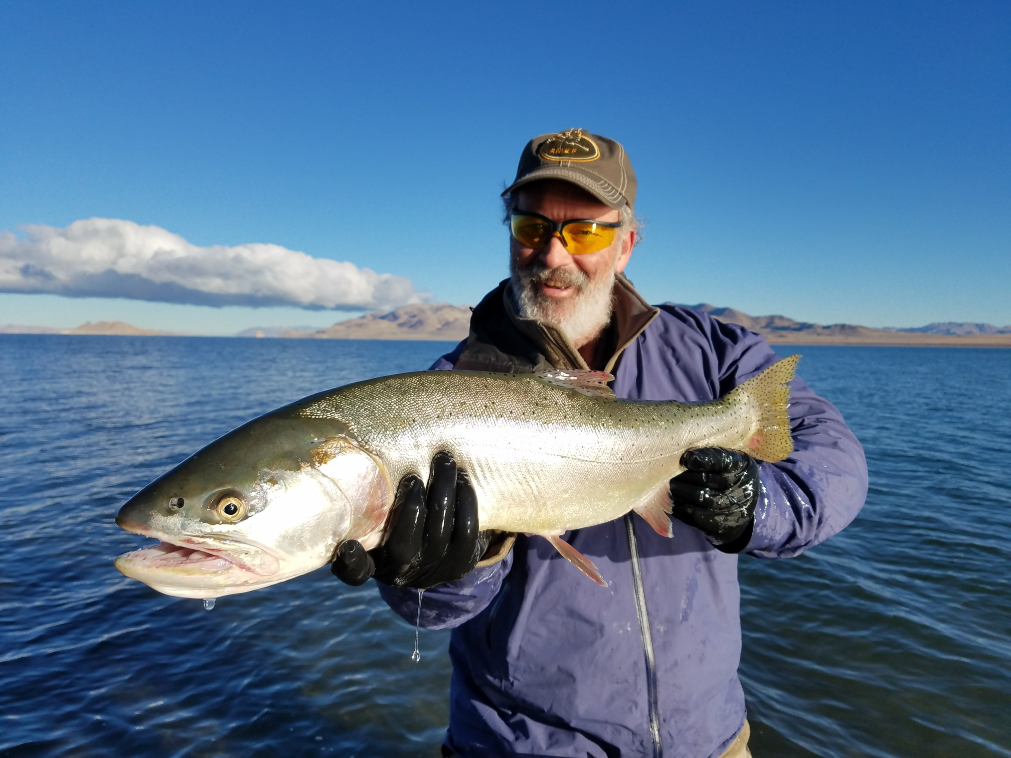 Pyramid lake fly fishing the best fish 2018 for How much is a non resident fishing license in florida